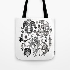 Lesser Alchemy Tote Bag