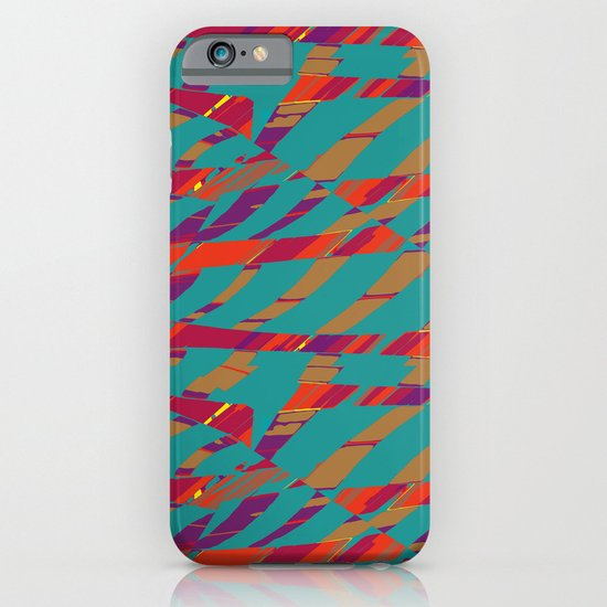 TORN STRIPES iPhone & iPod Case