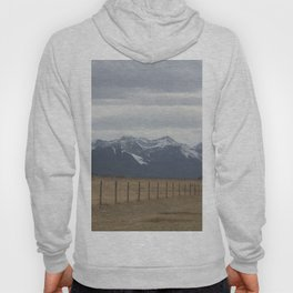 Prairies and mountains Hoody