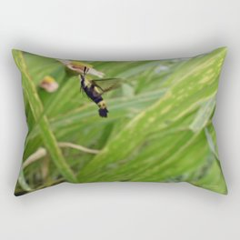 Bumble shrimp reprise Rectangular Pillow