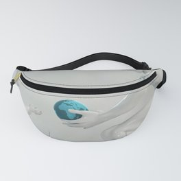Investing in the Future of Our Children Parenting Concept Fanny Pack