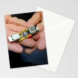 With These Hands Stationery Cards