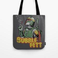Bubble Fett Tote Bag