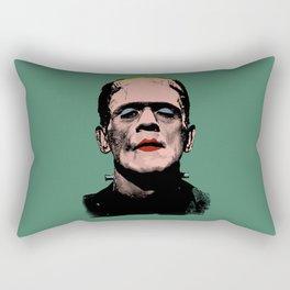 The Fabulous Frankenstein's Monster Rectangular Pillow