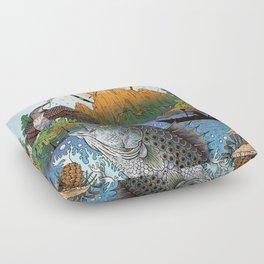 Camping Floor Pillow