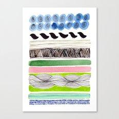 Pattern / Nr. 2 Canvas Print