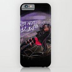 Bug Girls: Napping Spider Slim Case iPhone 6s