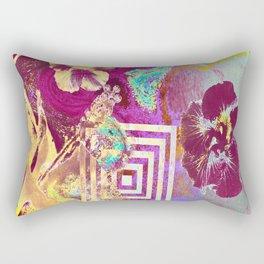 Colours 72 Rectangular Pillow