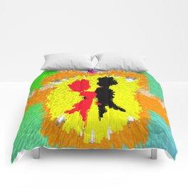 Extrude the Beast  Comforters