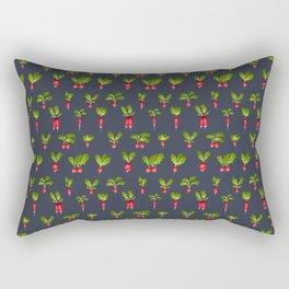 Radish Rectangular Pillow