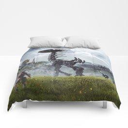 Birmingham [Horizon Zero Dawn] Comforters