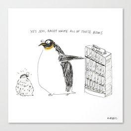 penguin classics Canvas Print