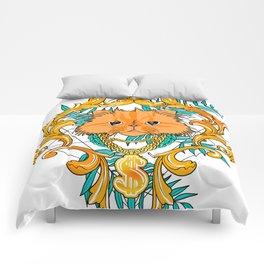 Chichi, the cat Comforters