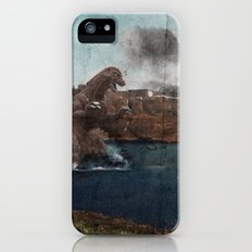 King Godzilla iPhone (5, 5s) Slim Case