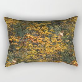 In the woods lives the Sycamore... Rectangular Pillow