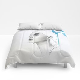 Butterfly3 Comforters