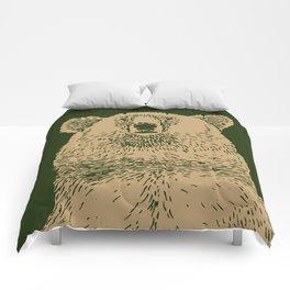 Kodiak Bear Comforters