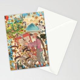 Feel like making love. Stationery Cards