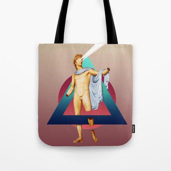 Apollo Belvedere Tote Bag