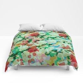 Abstract XXVII Comforters