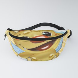 dragon of good fortune Fanny Pack