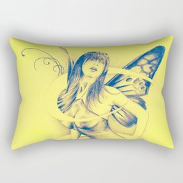 If You Feel Lonely Rectangular Pillow