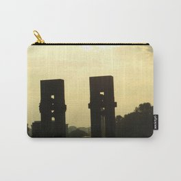 Sunset Memorial Carry-All Pouch