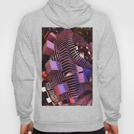 The Fractal Heart Hoody