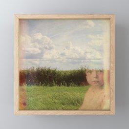 Memory 02 Framed Mini Art Print