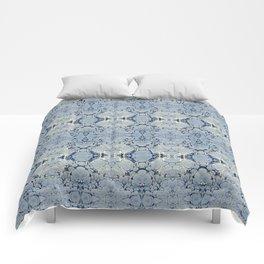 Winter Blue Comforters