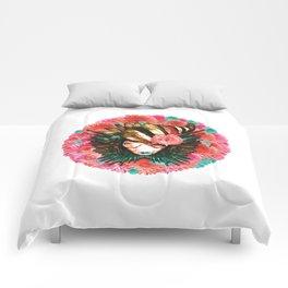 Faites La Mode Pas La Guerre - Logo Only Comforters