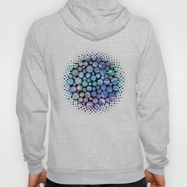 Marble Effect Dots 2 Hoody