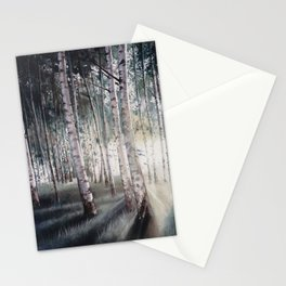 forest 2 Stationery Cards