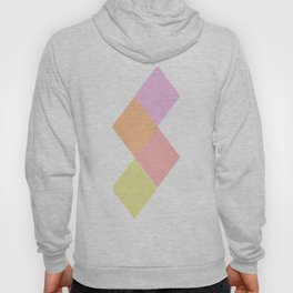 A summer wedding with triangles Hoody
