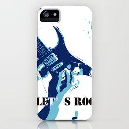 Go Rockers iPhone Case