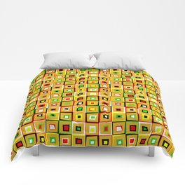 Pattern of Love Comforters