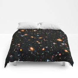 Hubble Extreme Deep Field Comforters