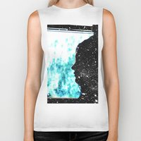 fault Biker Tanks featuring The Fault in Our Stars by Cassie Donohue