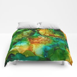 Emerald Impressions Comforters
