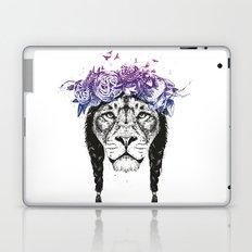 King of lions Laptop & iPad Skin