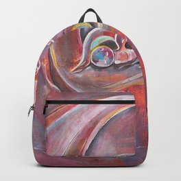 Take time to grieve Backpack
