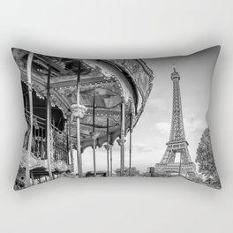 Typical Paris Rectangular Pillow