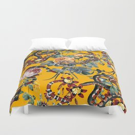 Dangers in the Forest III Duvet Cover