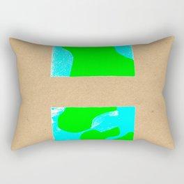 terres mers Rectangular Pillow