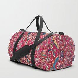 Bakhtiari West Persian Rug Print Duffle Bag