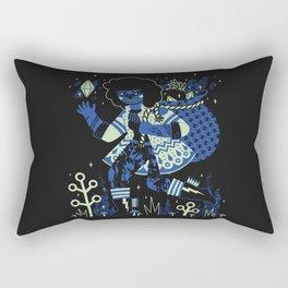 Cosmic Thief Rectangular Pillow