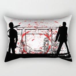 Yakuza Rectangular Pillow