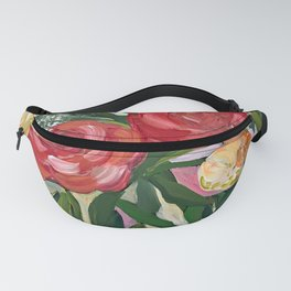 Casual Bouquet Fanny Pack