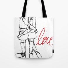 Love II Tote Bag