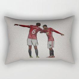 Duo MU Rectangular Pillow